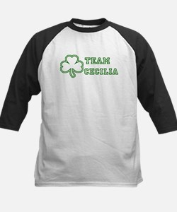 Team Cecilia Kids Baseball Jersey