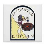 Enchanted Kitchen Tile Coaster