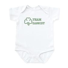 Team Cassidy Infant Bodysuit