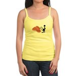 Steak and BJ Day Spaghetti Tank Flirt Sexy Adult