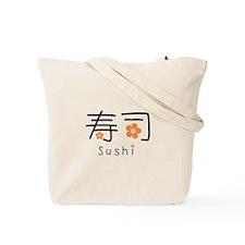 Kawaii Nigiri Sushi Tote Bag