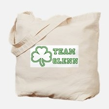 Team Glenn Tote Bag