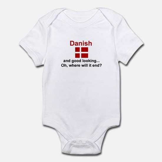 Gd Lkg Dane Infant Bodysuit