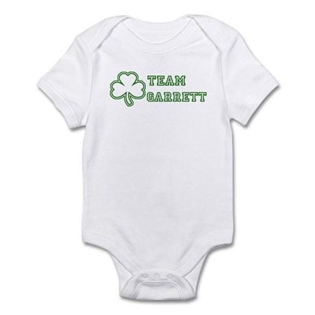 Team Garrett Infant Bodysuit