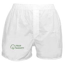 Team Garrett Boxer Shorts