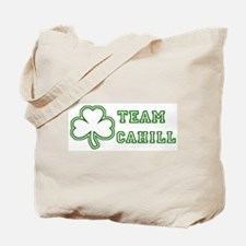 Team Cahill Tote Bag