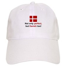Perfect Danish Baseball Cap