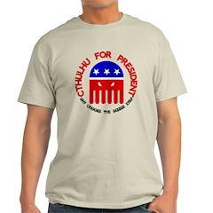 Cthulhu For President T-Shirt