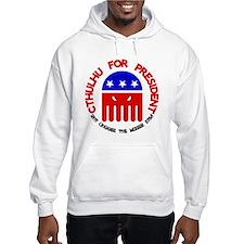 Cthulhu For President Jumper Hoody