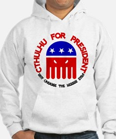 Cthulhu For President Jumper Hoody
