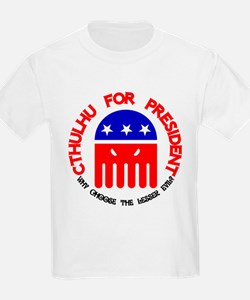 Cthulhu For President T-Shirt