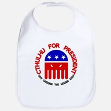Cthulhu For President Bib