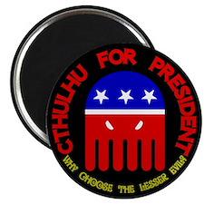 Cthulhu For President Magnet