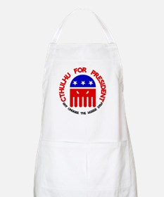 Cthulhu For President BBQ Apron