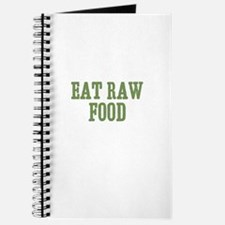 Eat Raw Food Journal