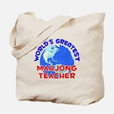 World's Greatest Mahjo.. (E) Tote Bag