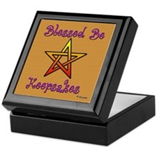 Blessed Be Keepsakes Keepsake Box