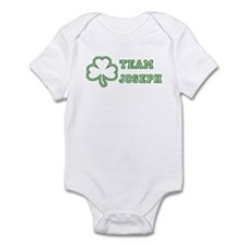 Team Joseph Infant Bodysuit