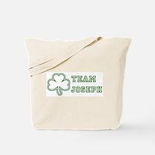 Team Joseph Tote Bag
