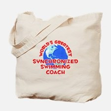 World's Greatest Synch.. (F) Tote Bag