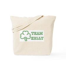 Team Kelly Tote Bag
