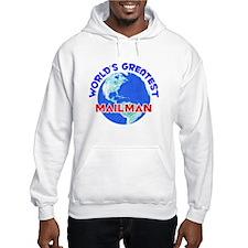 World's Greatest Mailman (E) Hoodie