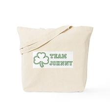 Team Johnny Tote Bag