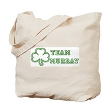Team Murray Tote Bag