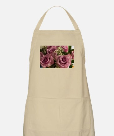 Pink Roses Light Apron