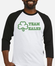 Team Kaleb Baseball Jersey