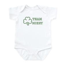 Team Mikey Infant Bodysuit