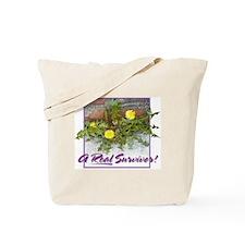 """""""Real Survivor"""" Tote Bag"""