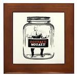 Contain McCain (in a jar) Framed Tile