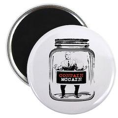 Contain McCain (in a jar) 2.25