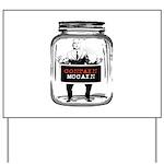 Contain McCain (in a jar) Yard Sign