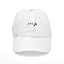 The Mac is whack Baseball Cap