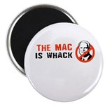 The Mac is whack Magnet