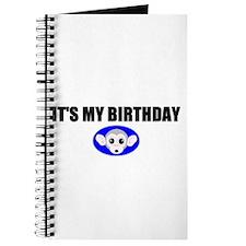 IT'S MY BIRTHDAY Journal