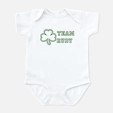 Team Rudy Infant Bodysuit