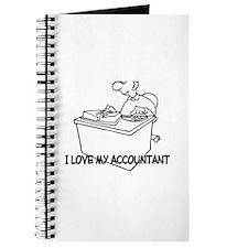 I Love My Accountant Journal