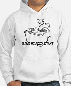 I Love My Accountant Hoodie