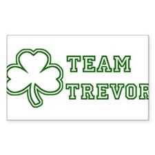 Team Trevor Rectangle Decal