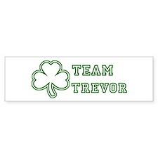 Team Trevor Bumper Bumper Sticker