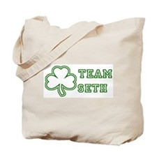 Team Seth Tote Bag