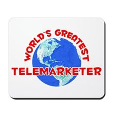 World's Greatest Telem.. (F) Mousepad