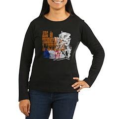 Arc de Triomphe Distressed T-Shirt