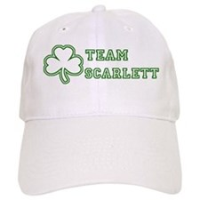 Team Scarlett Baseball Cap