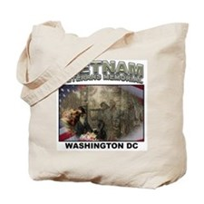 Vietnam Veterans' Memorial Tote Bag