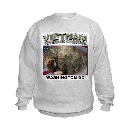 Vietnam Veterans' Memorial Kids Sweatshirt