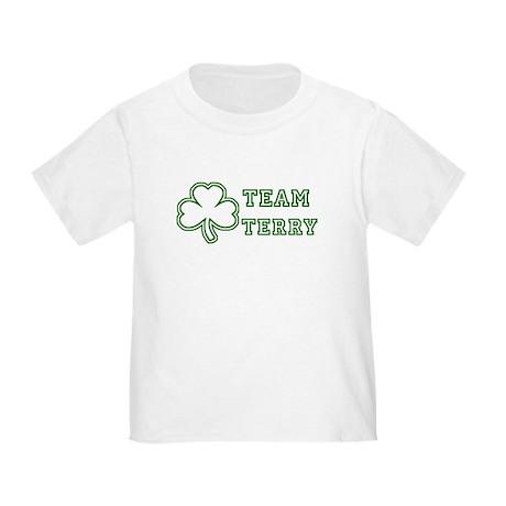 Team Terry Toddler T-Shirt
